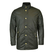 Barbour Prestbury Wax Jacket Olive (BARBOUR SALE - 20% off!)