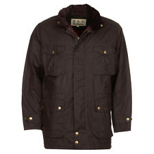 Barbour Newcastle Wax Jacket Peat (BARBOUR SALE - 20% off!)