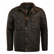 Barbour Netherley Wax Jacket Olive (BARBOUR SALE - 20% off!)