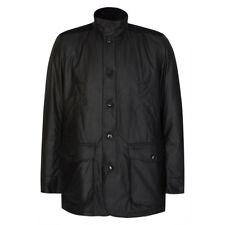 Barbour Klye Wax Jacket Black (BARBOUR SALE - 20% off!)