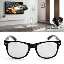 Passive RealD 3D imax Glasses HD Eyewear Adult For 3D TV Movie Film Projector