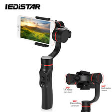 New! Ledistar H2 3-Axis Handheld Gimbal Multiple Detection Portable Stabilizer