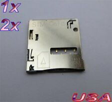 Sim card reader tray slot socket connector for HTC One Max Lot