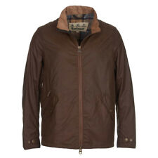 Barbour Claxton Waxed Jacket Olive - SALE!
