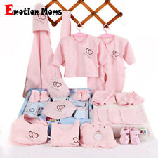 22pieces Newborn Baby Girls Clothing 0-6months Infants