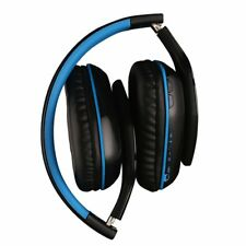 Big Casque Audio Wired Gaming Earphone Bluetooth Headphone