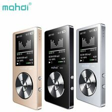 Fm Hifi Mini MP3 Player With Earphone Music For Sports Flat Screen