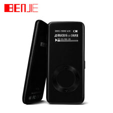 Flash Running Mini Hifi MP3 Player With Earphone Mp3 For Sports Audio