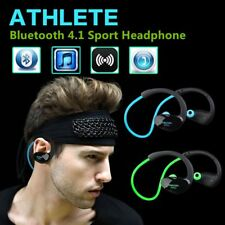 Stereo Athlete Sport Cordless Wireless Headphone Auriculares Bluetooth Earphone