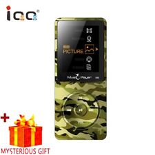 Lossless Speaker Music Hifi Mini Mp 3 MP3 Player With Earphone For Sport Radio