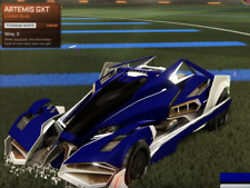 [XBOX ONE] ROCKET PASS 2  - ALL PAINTED ARTEMIS GXT BODIES for Rocket League!