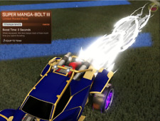 [XBOX ONE] ROCKET PASS 2  - ALL PAINTED SUPER MANGA BOOSTS for Rocket League!