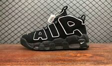 Nike Air More Uptempo Black White Unisex
