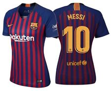 Nike Lionel Messi FC Barcelona MUJER Home Jersey 2018/19