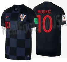 be340568a NIKE LUKA MODRIC CROATIA AWAY JERSEY FIFA WORLD CUP 2018