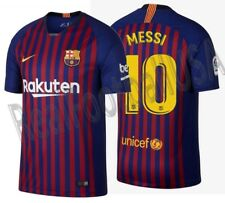 Nike Lionel Messi FC Barcelona Home Jersey 2018/19