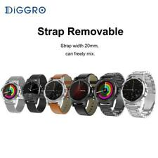 Diggro DI03 más inteligente reloj Bluetooth Fitness Tracker impermeable Monitor