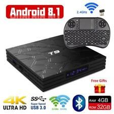 Android 8,1 4G 32g 64G Set Top Boxes 4 K Ultra HD H.265 Smart TV Box Android 8,1