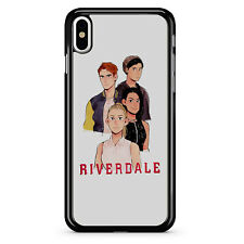 riverdale core four 4 Phone Case for IPhone XS Max Samsung S10 LG GOOGLE IPOD