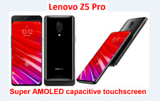 New Unlocked Lenovo Z5 Pro 128 GB Octa Core Android smartphone Cellphone Dual SI