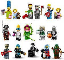 Lego The Simpsons / Monsters / or Other Minifigure, YOU PICK! Factory-sealed