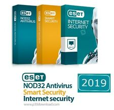 INSTANT DELIVERY - ESET INTERNET-SMART SECURITY-NOD32 ANTIVIRUS 2019/2020/2021