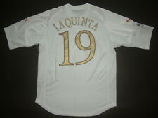 ITALY IAQUINTA SWEATER QUALIFIER WC 2006 ITALY AWAY MATCH ISSUED PLAYER  SHIRT ea74e813bb