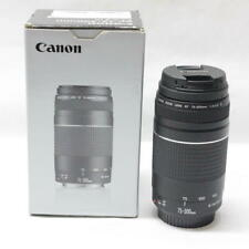 Canon camera lens EF 75-300mm F/4-5.6 III Telephoto Lenses for Canon 1300D 650D