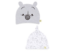 6258741f70f 2 x BNWT Disney Winnie the Pooh baby newborn hats 3-18 MONTHS PRIMARK. EUR  5.82  + EUR 5.36 postage. Primark Disney set of two Baby Hats - Pooh Bear  and ...