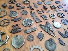 5-80 Bronze Music Charms for Scrapbooking /& Cardmaking