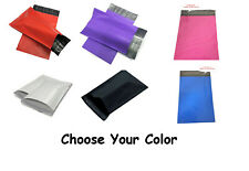 19x24 Poly Mailers Shipping White Black Blue Pink Purple Red FREE 2 DAY SHIPPING
