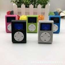 Small Size Portable MP3 Player Mini LCD Screen MP3 Player Music Player Support