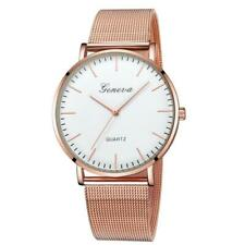 Watches Womens New Brand Classic Quartz Stainless Steel Wrist Watch