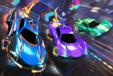 [XBOX ONE] ROCKET LEAGUE - Animated Decals Rocket Pass 3 Shield Main Percussion