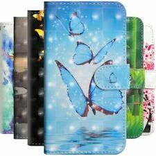 iphone X XS MAX XR 7 8 6 + 5 5s Printed Panda Cat Tree Butterfly Card
