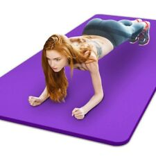 15mm Thick Durable Yoga Mat Non-slip Gym Exercise Fitness Pad Mat Lose Weight