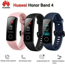 Original Huawei Honor Band 4 Smart Wristband 2018 New 0.95'' Color Amoled Touchs