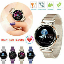 2019 Fashion Women Lady Smart Watch Heart Rate Fitness Tracker For iOS Android