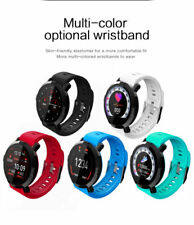Smart Watch Bluetooth Heart Rate Monitor Pedometer Bracelet for iOS Android M29