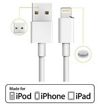 Genuine 1M/2M/3M Lightning Sync & Charger USB Data Cable For Apple iPhone 6 5 7