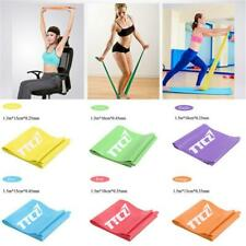 Strength Training Resistance Bands Yoga Rubber Loops Tension Fitness Equipment