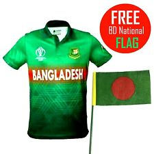 2652a2c12 Bangladesh Cricket Team Jersey Shirt ICC Cricket World Cup 2019