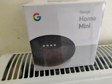 Google Home Mini Smart Assistant Speaker - Charcoal