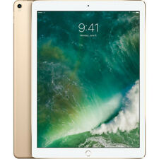 """Brand new Apple 12.9"""" iPad Pro 256GB, Wi-Fi + 4G LTE, Silver and Gold"""