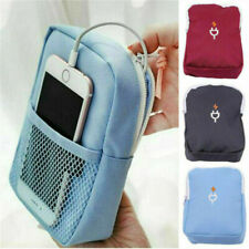 Travel Electronic Accessory Storage Bag USB Cable Charger Organizer Waterproof
