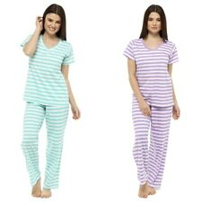 Follow That Dream Ladies Pyjamas Set - Different Size and Colours Available