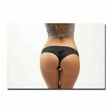 217694 Sexy Girl Ass Butt Hot Model Decor PRINT POSTER CA