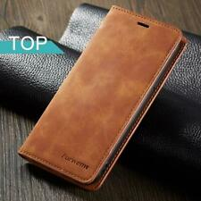 Wallet Case Magnet Leather Card Slot Flip Cover iPhone 6S 7 8 Plus XS X Max XR