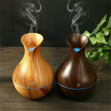 USB LED Purifier Ultrasonic Aroma Diffuser Air Humidifier Aromatherapy