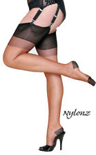 Nude Extra-Large by Touchable Diamond Sheen Stockings